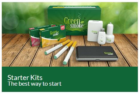 gren smoke starter kits
